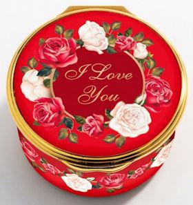 The 2020 St. Valentine's Day Enamel Box