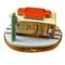Limoges Imports San Francisco Cable Car Limoges Box