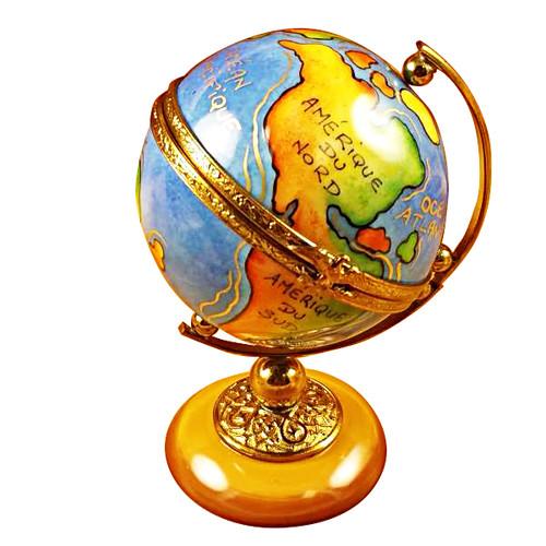 Globe Rochard Limoges Box