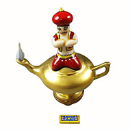 Aladdin In The Magic Lamp Rochard Limoges Box