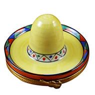 Sombrero Rochard Limoges Box
