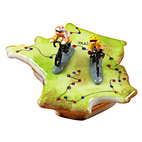 Tour De France Rochard Limoges Box