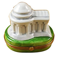 Limoges Imports Jefferson Memorial Limoges Box