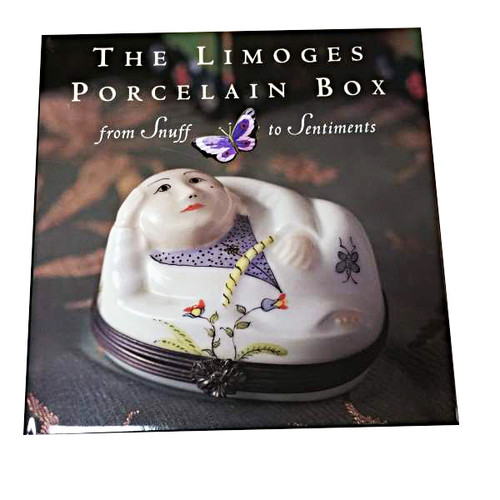 Book-The Limoges Porcelain Book