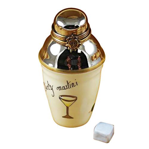 Martini Shaker Rochard Limoges Box