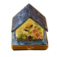 Bird House Rochard Limoges Box