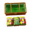 Greenhouse W/Flower Trays Rochard Limoges Box