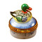 Limoges Imports Small Duck Limoges Box