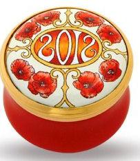 Halcyon Days 2012 Mini Year Box