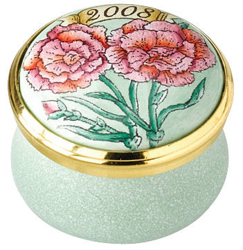 Halcyon Days 2008 Mini Year Box