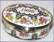 Halcyon Days 1996 Year Box