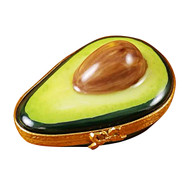 Limoges Imports Half Avocado Limoges Box