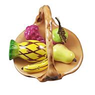 Limoges Imports Basket With Fruit Limoges Box