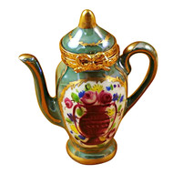 Limoges Imports Coffee Pot Limoges Box