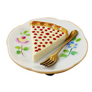 Limoges Imports Slice Of Pie Limoges Box