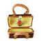 Limoges Imports Designer Cylinder Purse Limoges Box