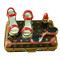 Limoges Imports Designer Suitcase W/ Accessories Limoges Box