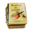 Limoges Imports Cuisine Book W/Spoon Limoges Box