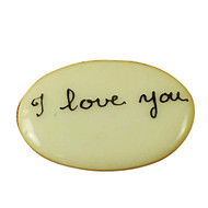 Limoges Imports I Love You Filler - Price Code Is For Two Pieces Limoges Box