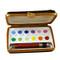 Limoges Imports Artist Paint Box Limoges Box