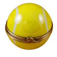 Limoges Imports Tennis Ball Limoges Box