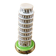 Limoges Imports Leaning Tower Of Pisa Limoges Box