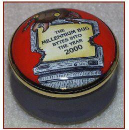 Halcyon Days Millennium Bug