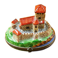 Limoges Imports Fortified City Limoges Box