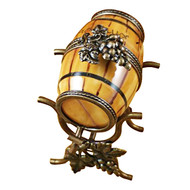 Limoges Imports Wine Barrel On Stand Limoges Box