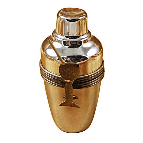 Limoges Imports Cocktail Shaker Limoges Box