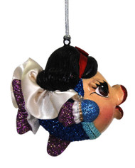 Katherine's Collection Snow White Kissing Fish