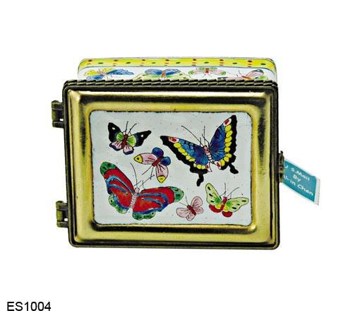 ES1004 Kelvin Chen Butterfly Stamp Box