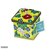 ES0025 Kelvin Chen Ladybug Stamp Box