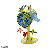 ES0057 Kelvin Chen Vincent Vincent Van Gogh The Sower Mailbox Hinged Stamp Box