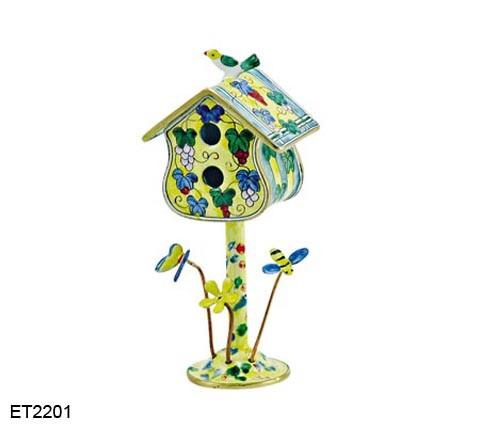 ET2201 Kelvin Chen Grape Vine Birdhouse