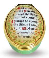 Halcyon Days Serenity Prayer Box 002/09088