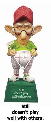 Westland Golfer Bobble Coot