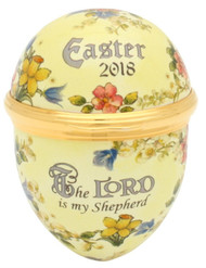 Halcyon Days 2018 Easter Enamel Box ENEG180108G