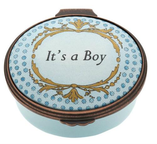 Halcyon Days It's A Boy ENBOY1246B