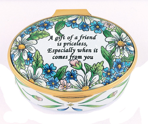 Staffordshire A Gift Of A Friend