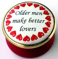Staffordshire Older Men Make Better Lovers