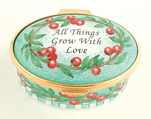 Staffordshire All Things Grow with Love