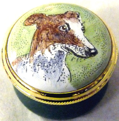 Staffordshire Whippet