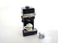 Cappuccino Maker with steamed milk pitcher PHB