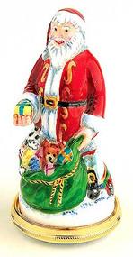 Staffordshire Santa B/B