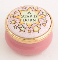 Staffordshire A Star Is Born - Pink (01-149)