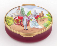 Staffordshire Wedding Box (21-192)