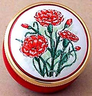 Staffordshire Red Carnation