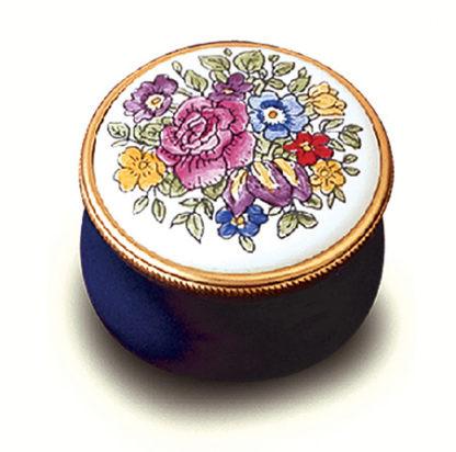 Staffordshire Panelled Flower Spray (03-603)