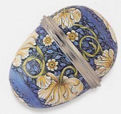 Staffordshire William Morris Marigold Egg
